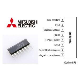 M51970L - Constant Motor Driver