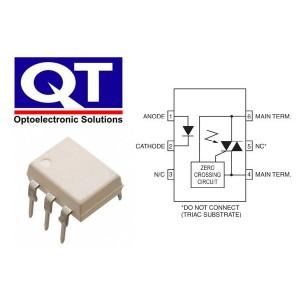 MOC3043 - Isolating Opto-Triac Switch