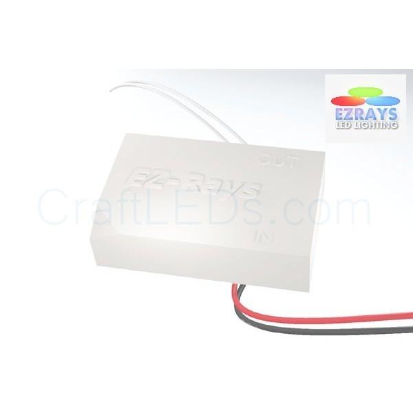 6 Watt Dual Wave Pulse LED Driver