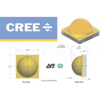 LED High Power Natural White by CREE (XP/XT)